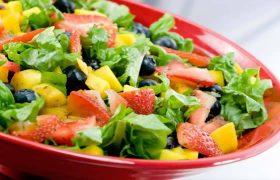 Beneficios de la comida vegetariana