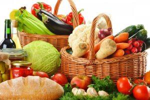 Nutrición: Alimentación sana